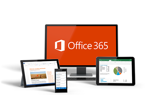 Devices with Office 365