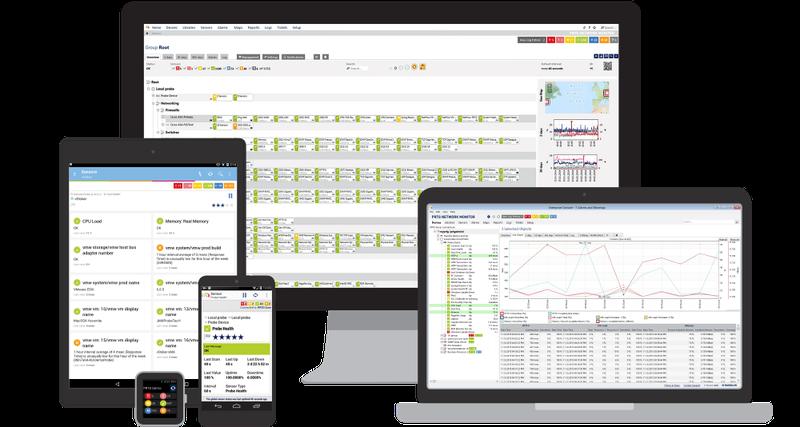 Proactieve monitoring - ICT Beheer
